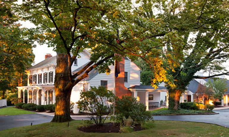 Visit the Inn at Turkey Hill