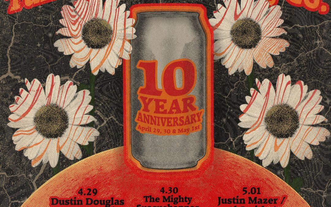 Dustin Douglas & the Electric Gentlemen Live @ THBC 5.06.21